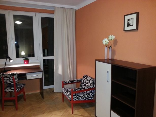 Do wynajęcia 3 samodzielne Pokoje Łódź ul. Piękna przy PŁ