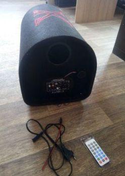 сабвуфер сабвуфер Bluetooth колонки газ ваз уаз нива зил x