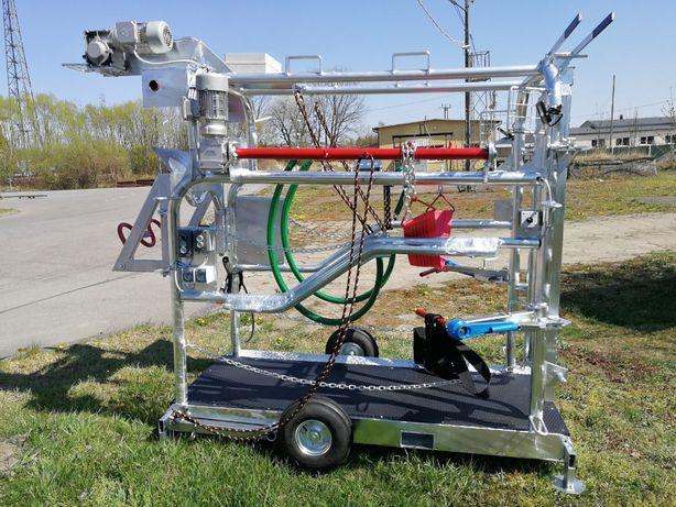 Poskrom elektryczny dla bydła do korekcji racic KPB 5PE