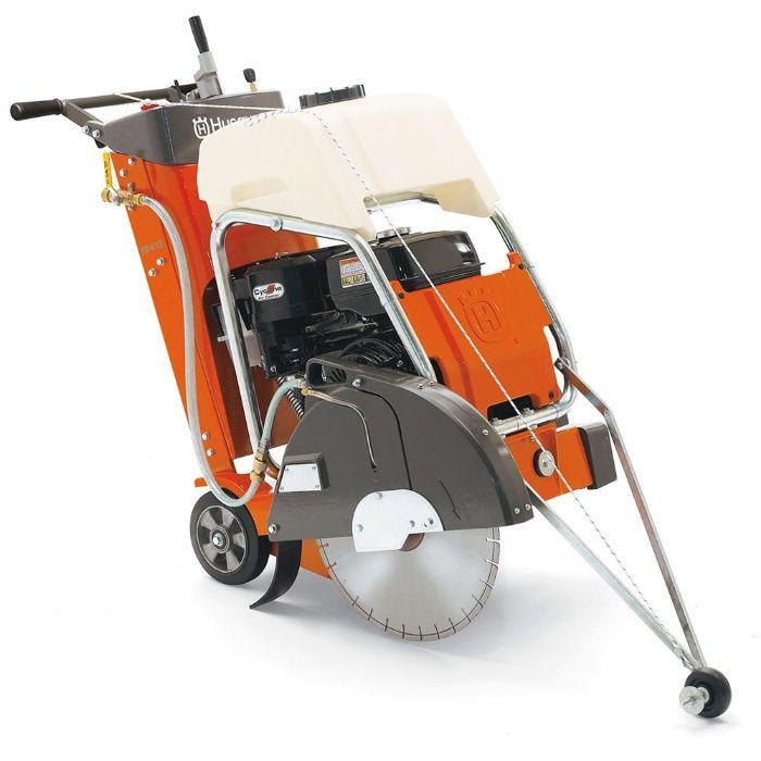 Aluguer cortadora de asfalto a gasolina