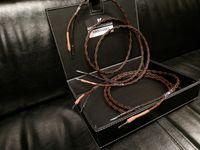 4pr Kimber Kable konfekcja kable głośnikowe Trans Audio Hi-Fi