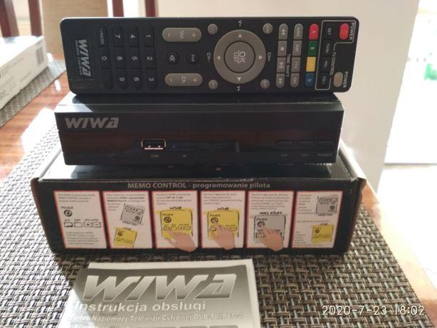 Dekoder DVB-T Wiwa HD 95 MC memo control 7 w 1
