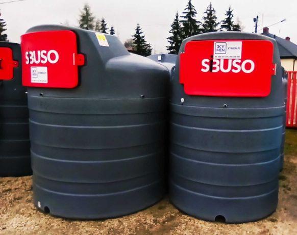 Zbiornik ON na ropę  paliwo 1500l