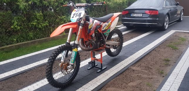 Cross KTM SX250 2T 2011 LIFT Super Stan !!