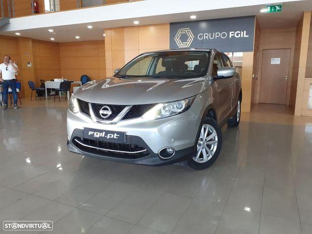 Nissan Qashqai 1.5 DCi Acenta (5P)