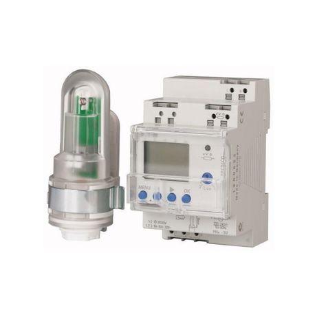 SRCD1CO 167377 диф.автомат Светочувствительный 2-2000 Люкс, 1НО+таймер