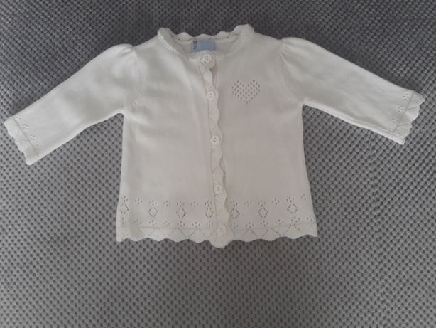 Sweterk rozpinany cocodrillo