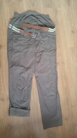 Spodnie ciążowe lekkie na jesień i lato rozmiar M/38 super stan C&A