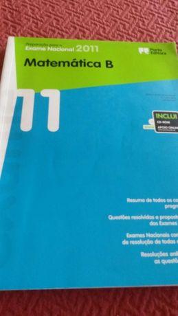 Preparação para exame nacional matemática B 2011