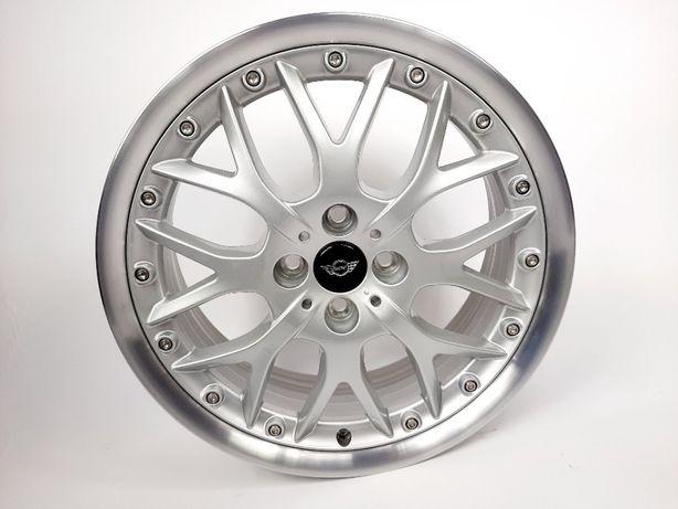 Alufelgi Nowe 17 Mini Cooper 4x100 ET48 Oryginalne! Clubman Roadster