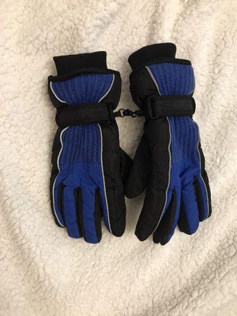 Лижні перчатки