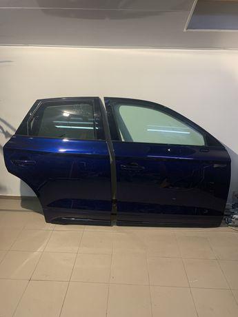 Audi Q5 80a FY дверь двері двєрь в наявності та інші