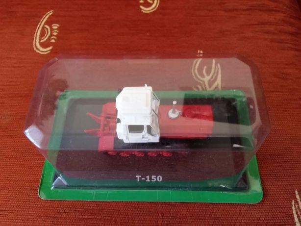 Т-150 Тракторы #122, масштаб 1/43