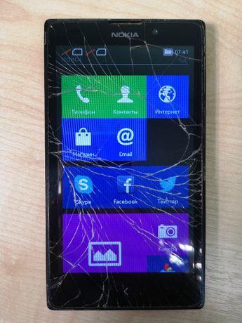 Смартфон Nokia XL Dual Sim RM-1030 (46546) Уценка