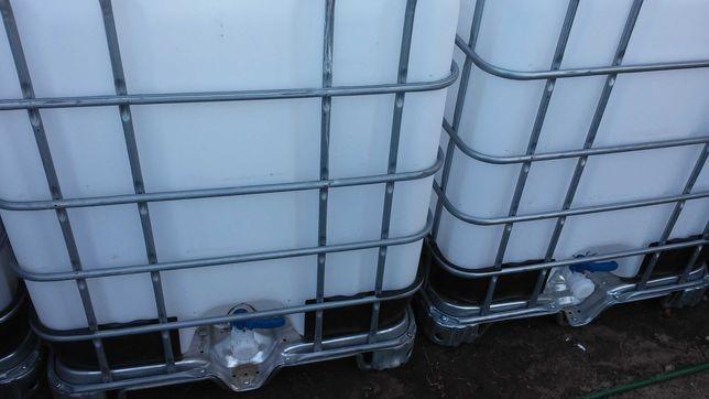 1000l zbiornik mauzer paletopojemnik 1000 litrów beczka