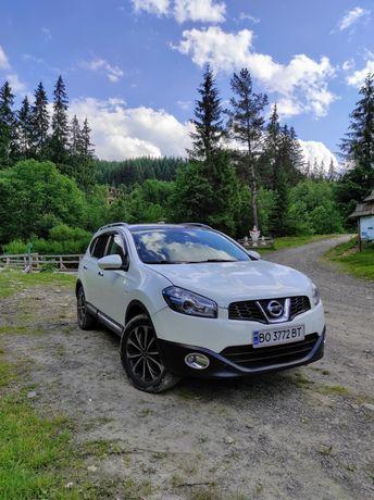 Nissan Qashqai +2  ( 7 мест ) 1.5 дизель