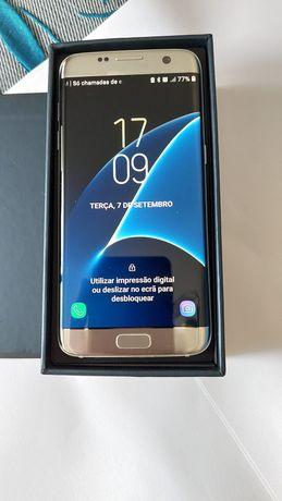 Samsung S7 Edge 32 GB - troco gráfica