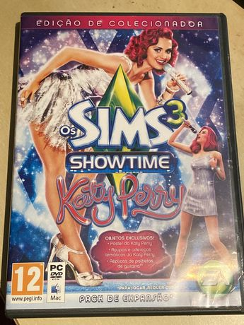 Sims 3 - Katy Perry Showtime
