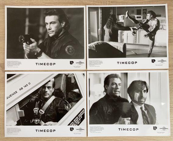 TimeCop - JCVD - zdjęcia promocyjne / kadry filmowy