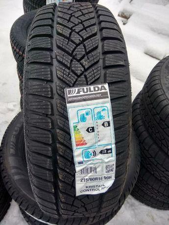 Зимние шины 215/60 R16 Fulda KC HP2 - 2020,РАССРОЧКА 0%,НП -30%