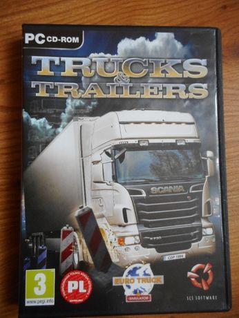 Gra na PC Trucks & Trailers Euro Truck