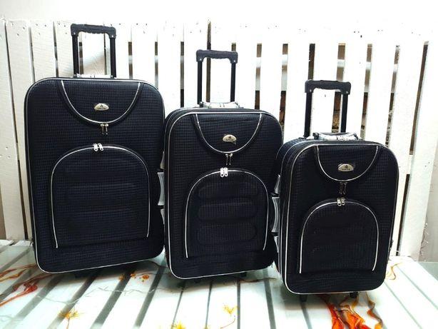 Валіза Чемодан Suitcase 801 на колесах дорожная сумка