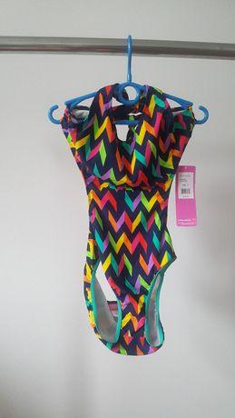 Skechers strój kąpielowy dziewczęcy 152 nowy outlet