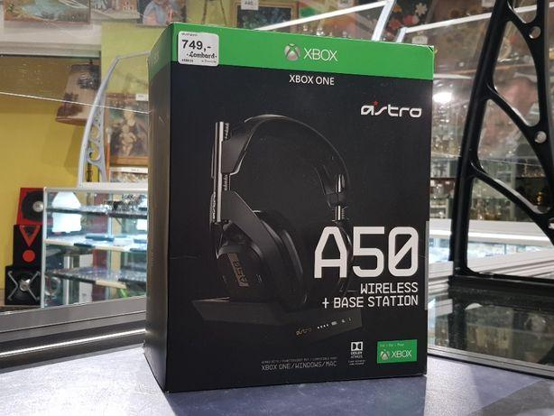 Słuchawki 4 generacji ASTRO A50 Xbox One/PC + Base Station, wysyłka