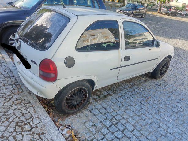 Opel corsa motor isuzu