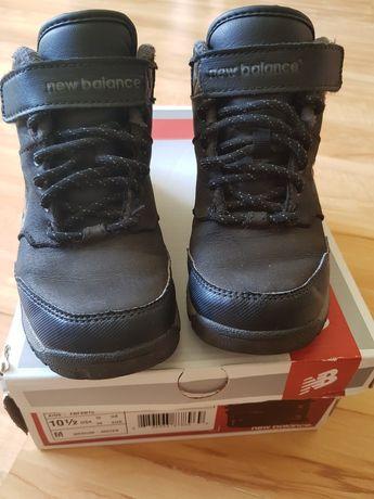 Ботинки, полусапоги, демисезонные кроссовки для мальчика New Balance