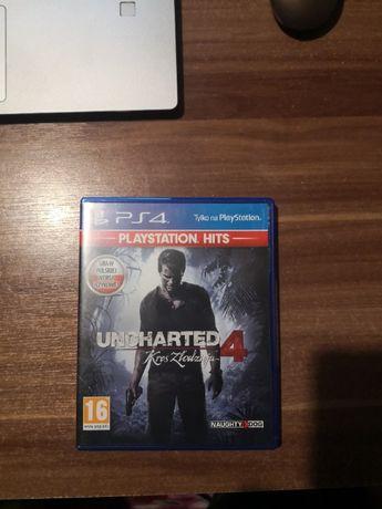 PS4 Uncharted 4: Kres Złodzieja