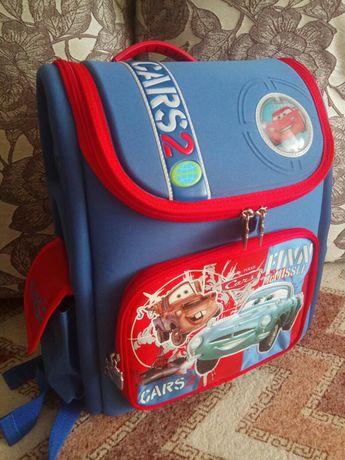 Рюкзак каркасный для мальчика