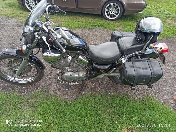 motocykl yamaha virago 535
