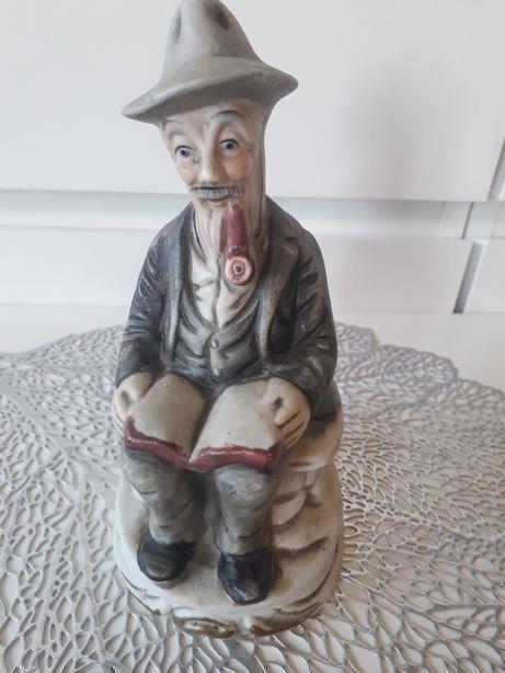 Figurka Dziadka z fajka