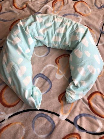 Poduszka rogal dla kobiety w ciazy lub dla dziecka