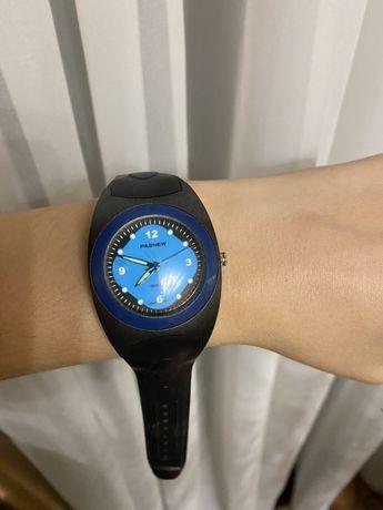 Pasnew Мужские часы / унисекс спортивные наручные черные