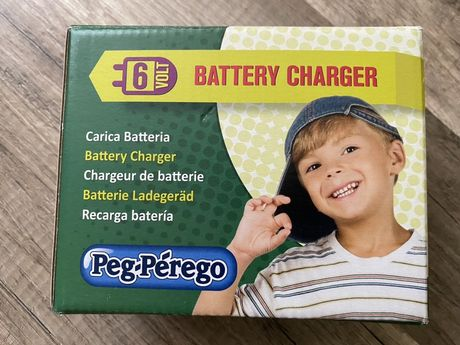 Peg-perego зарядное устройство для электромотоцикла