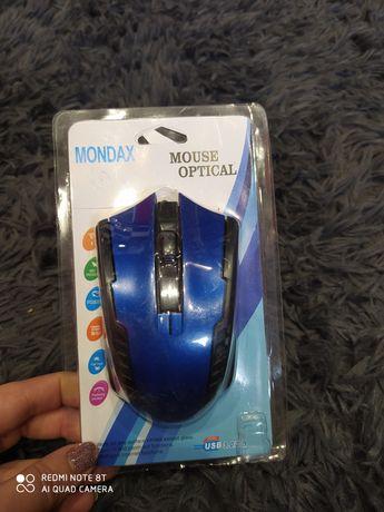 Компьютерная мышка Новая  Подключается к ноутбуку и компьютеру