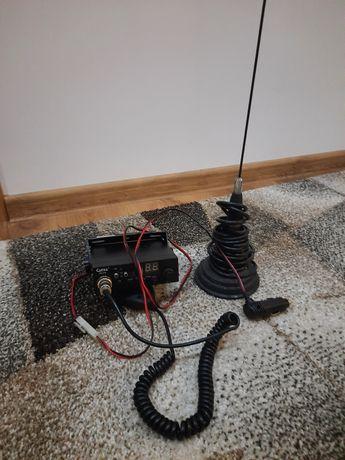 Sprzedam CB radio stan dobry wraz z anteną