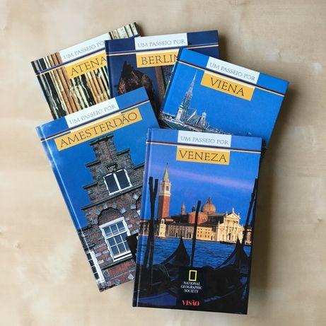 Livros e Guias de Turismo/Viagens