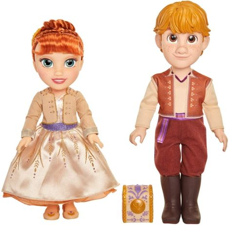 Набор кукол Анна и Кристофф Холодное сердце 2 Disney Frozen 2