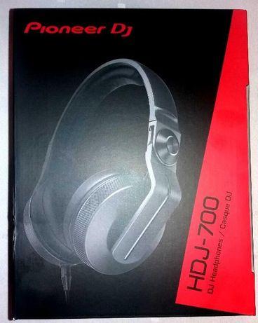 Nowe słuchawki Pioneer DJ HDJ-700-K