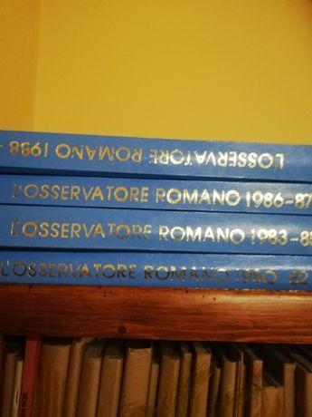 Roczniki Oserwatore Romano