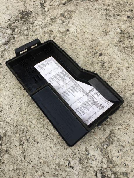 Кришка Придохранітелів BMW E36 Оригінал