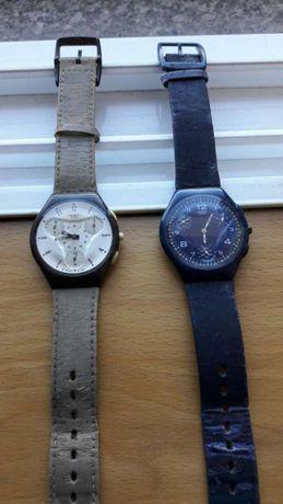 Relógio swatch skin cronógrafo