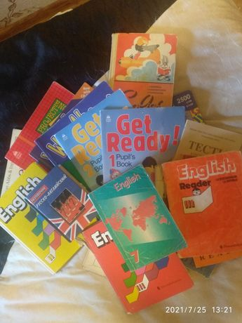 Учебники Английского языка продам