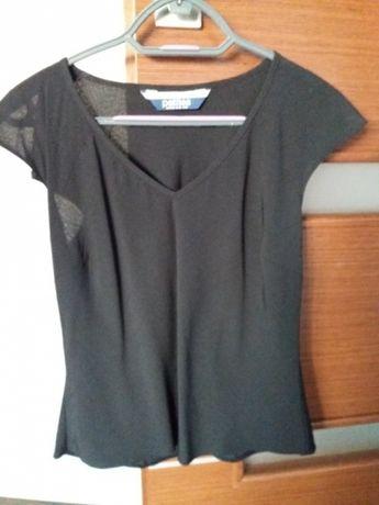 Bluzka czarna dorothy perkins 38