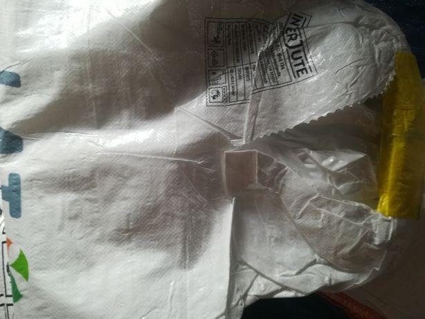 Worki big bag jednouchwytowe NOWE 62,5x62,5x140
