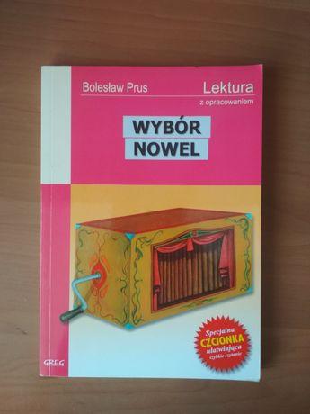 Bilesław Prus Kamizelka Katarynka Antek Na Wakacjach Nowele