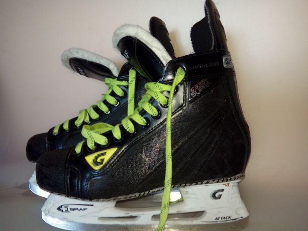 Łyżwy hokejowe GRAF SUPRA G 335S